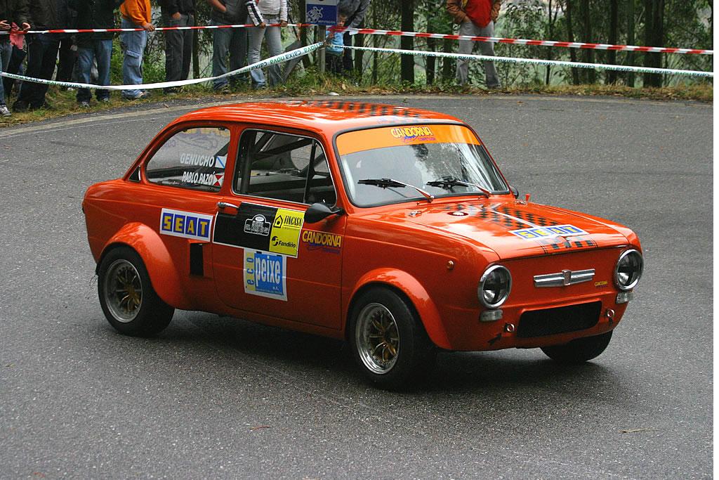 Seat 850 Candorna Competici 243 N